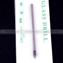 Broca Perforar Vidrio Cerámica 3mm Tungsteno Herramienta