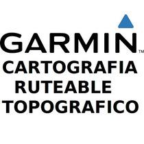 Gps Garmin Mapa Topográfico Colombia 2015 Curvas De Nivel