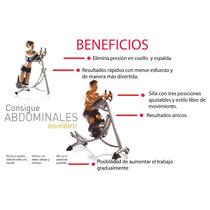 Aparato Abdominal Ab Slide Incluye Vídeo De Ejercicios