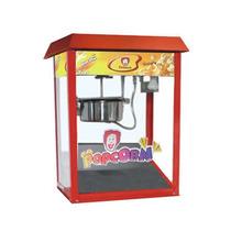Máquina De Crispeta 8 Oz, Crispetera, Popcorn, Palomitas