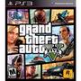Videojuego Ps3 Grand Theft Auto V Original