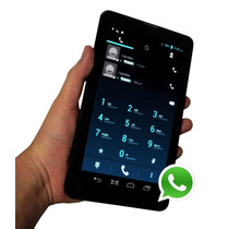 Tablet Gps Celular 3g Doble Sim Card +2 Núcleos 2 Camáras Bt