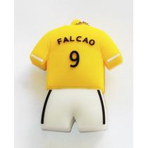Memoriausb 4gb Falcao Camiseta Colombia 2014 Garantia-nueva