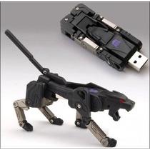 Memoria Usb Transformers Ravage De 8 Gb