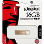 Memoria Usb Kingston 16gb Dt Se9, Diseño Compacto Metalizado