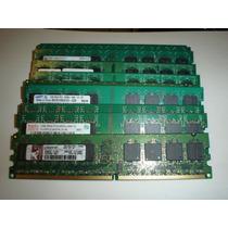 Memoria Ram 1gb Ddr2 Pc2-4200 Pc 533 Mhz 240 Pines De Marca