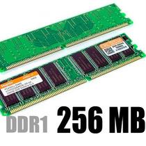 Memoria Ram Ddr1 Ddr 256 Mb Para Computador Escritorio