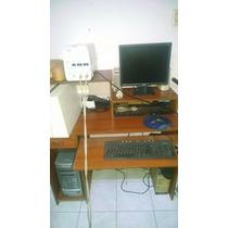 Computador Con Escritorio Hp 2 Gb Ram