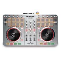 Controlador Numark Mixtrack 2 Dj Usb Con Filtros De Activac.