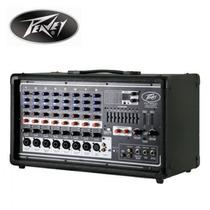 Mezclador Amplificado Peavey Pv 8500 De 8 Canales 400watts