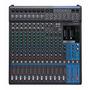 Mixer Profesional Yamaha Mg16 16 Inputs Stereo Con Efectos