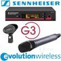 Sennheiser Ew 135 G3 Microfono Inlambrico Profesional Oferta