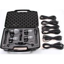 Shure Pgdmk6 Xlr Kit De Microfonos De Bateria Super Oferta