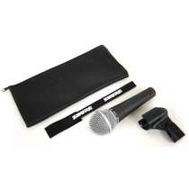 Microfono Vocal Shure Sm-58 Completo, Original 100% Garantia
