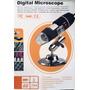 Microscopio Digital Scientific 50x - 500x Led