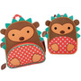 Mochila+lonchera Bebés Niños Animales Zoo Skip Hop - Erizo