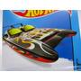 Lancha Deslizador H2go Escala Metal Coleccion Hot Wheels F1