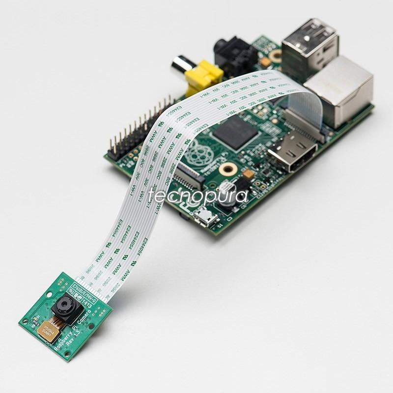 Cámara Raspberry Pi