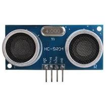 Sensor Ultrasonido Distancia Hc-sr04 - Arduino- Pic