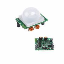 Sensor Ir Pir Hc-sr501 De Movimiento Para Ardino Y Micros