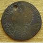 Moneda Austria 20 Kreuzes 1794 De Plata