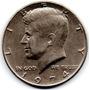 Moneda Half Dollar Kenedy 1974 Usa Estados Unidos