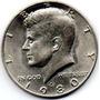Moneda Half Dollar Kenedy 1980 Estados Unidos Oferta