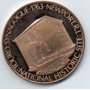Medalla Touro Synagogue 1763 Newport, R.i. Usa Oferta