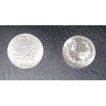 Moneda Antigua 1 Franco 1965 Francia - Europa Oferta