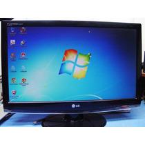 Monitor Lcd 23 Widescreen Lg Flatron W23536v Fullhd Hdmi Vga