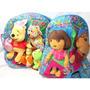 Morral Whinnie The Pooh Y Dora La Exploradora