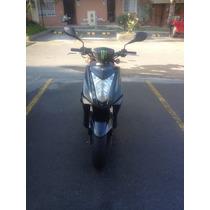 Agility Rs Naked 125cc Negra