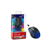 Mouse Inalámbrico 5 Boton Tecnología Blueeye Genius Dx-7100