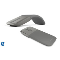 Mouse Microsoft Bluetooth Arc Touch Gris