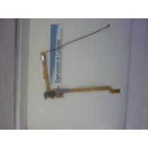 Antena Y Jack (flex Audio) Zune 80gb 120 Gb (segunda Gen)