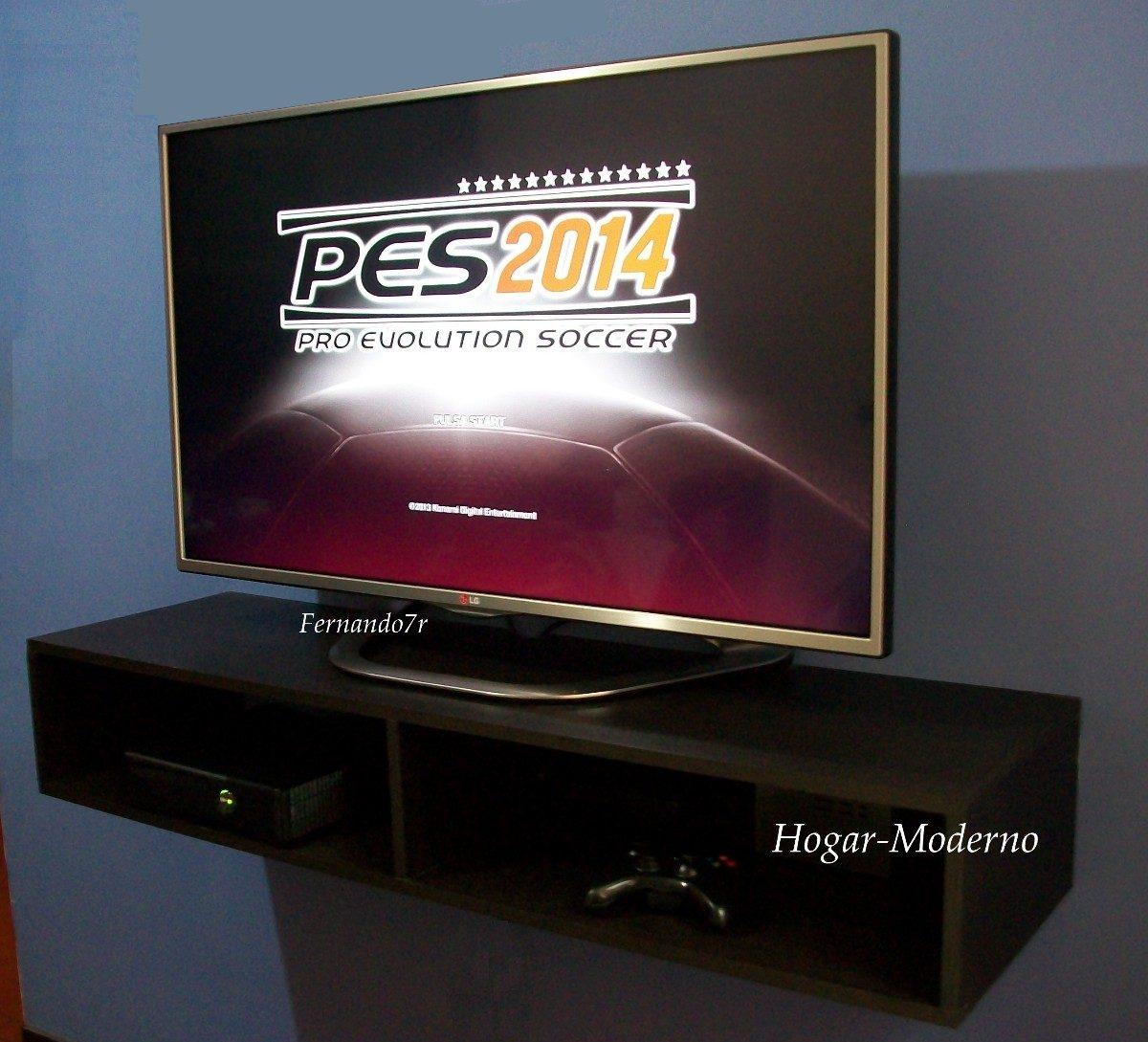 Mueble Para Tv Led Lcd Flotante Minimalista Modular Aereo Pictures To