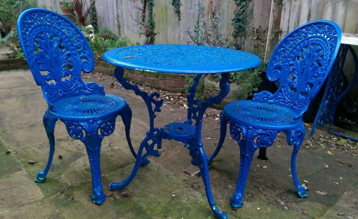 Mesas para jardin top cargando zoom with mesas para for Muebles balcon baratos