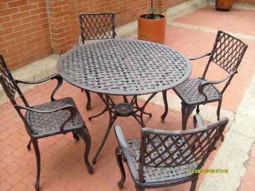 Muebles Para Terrazas Jardin Fincas Y Exteriores - $ 1.095.000 en MercadoLibre