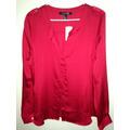 Navidad Blusa Forever 21 Roja L Moda Fashion Ultima Original