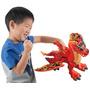 Juguete Dragon Fisher-price Rojo