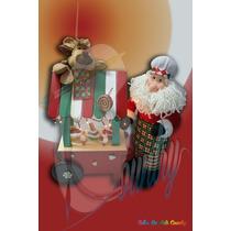 Noel Pastelero, Muñecos De Navidad