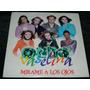 Cd Single Onda Vaselina Mirame A Los Ojos 1 Track Promo
