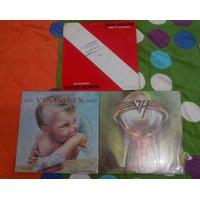 Lp Vinilo Van Halen Printed Venezuela (varios)