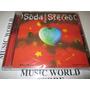 Soda Stereo Dynamo Cd Press Argentina -sony . Sellado