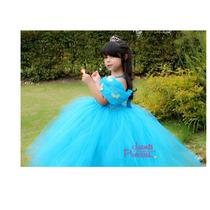 Hermoso Vestido Tutu Disfraz Cenicienta Cinderella Tutus