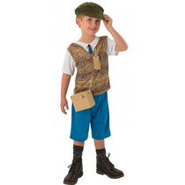 Ww1 Boy Disfraz - Niños Niños Pequeños 3-4 Años