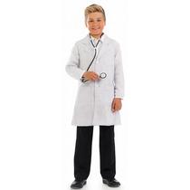 Médico Traje - Los Médicos De Bata Blanca Y Estetoscopio M