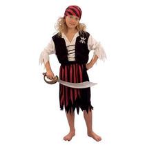 Pirate Costume - Chicas Moza Del Vestido De Lujo Del Traje D