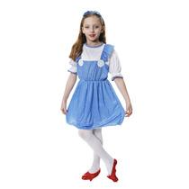 Dorothy Traje - Childs Country Girl Vestido De Lujo -