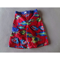 Pantaloneta De Baño Op Talla 16 - 18